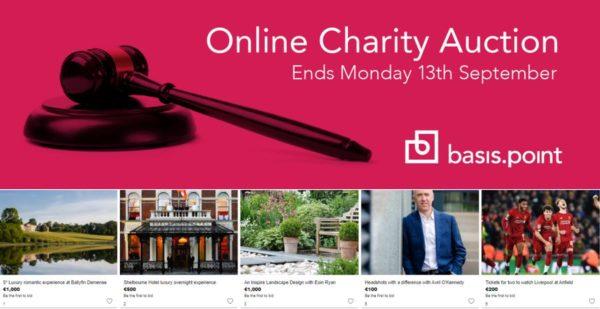 It's back!  basis.point launch online auction