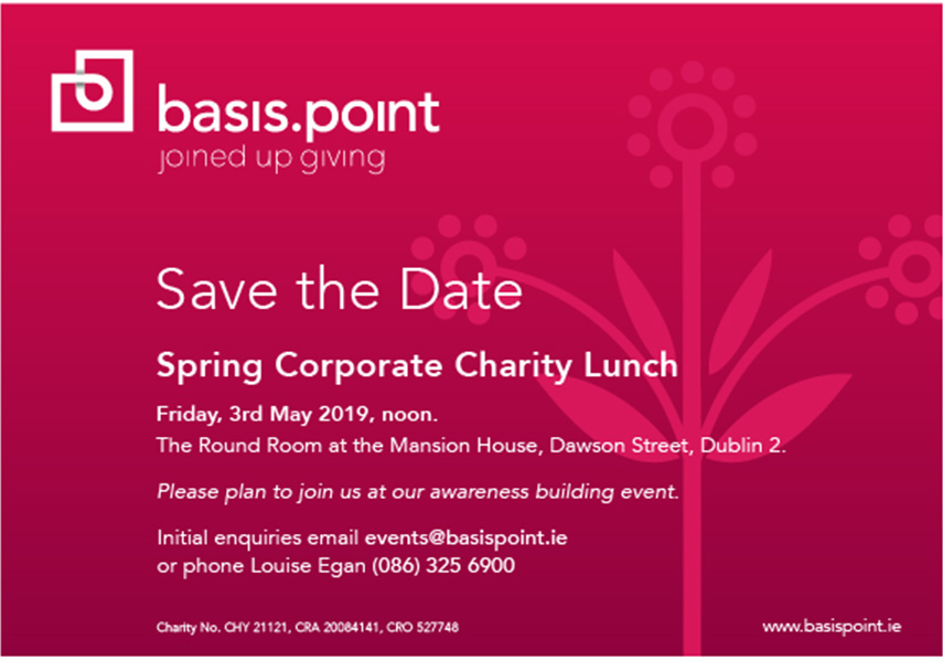 Basispoint Save the date 2019