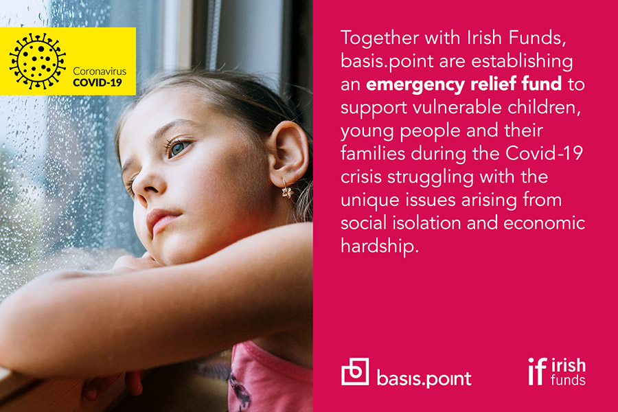 basis.point and Irish Funds COVID-19 Emergency Relief Fund