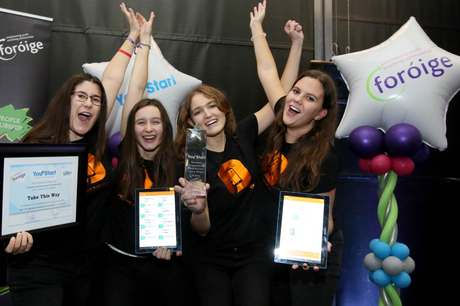 Foroige European Youth Entreprenuer Awards