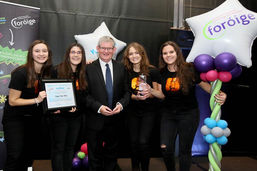 Foroige European Youth Entreprenuer Awards