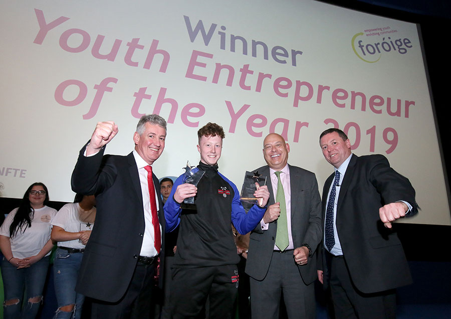 Foróige NFTE Youth Entrepreneur of The Year Awards 2019