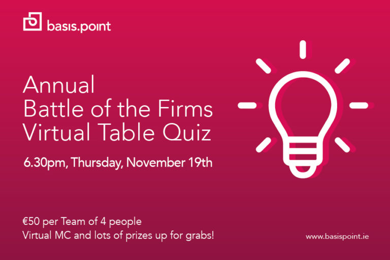 Battle of the Firms table quiz 2020