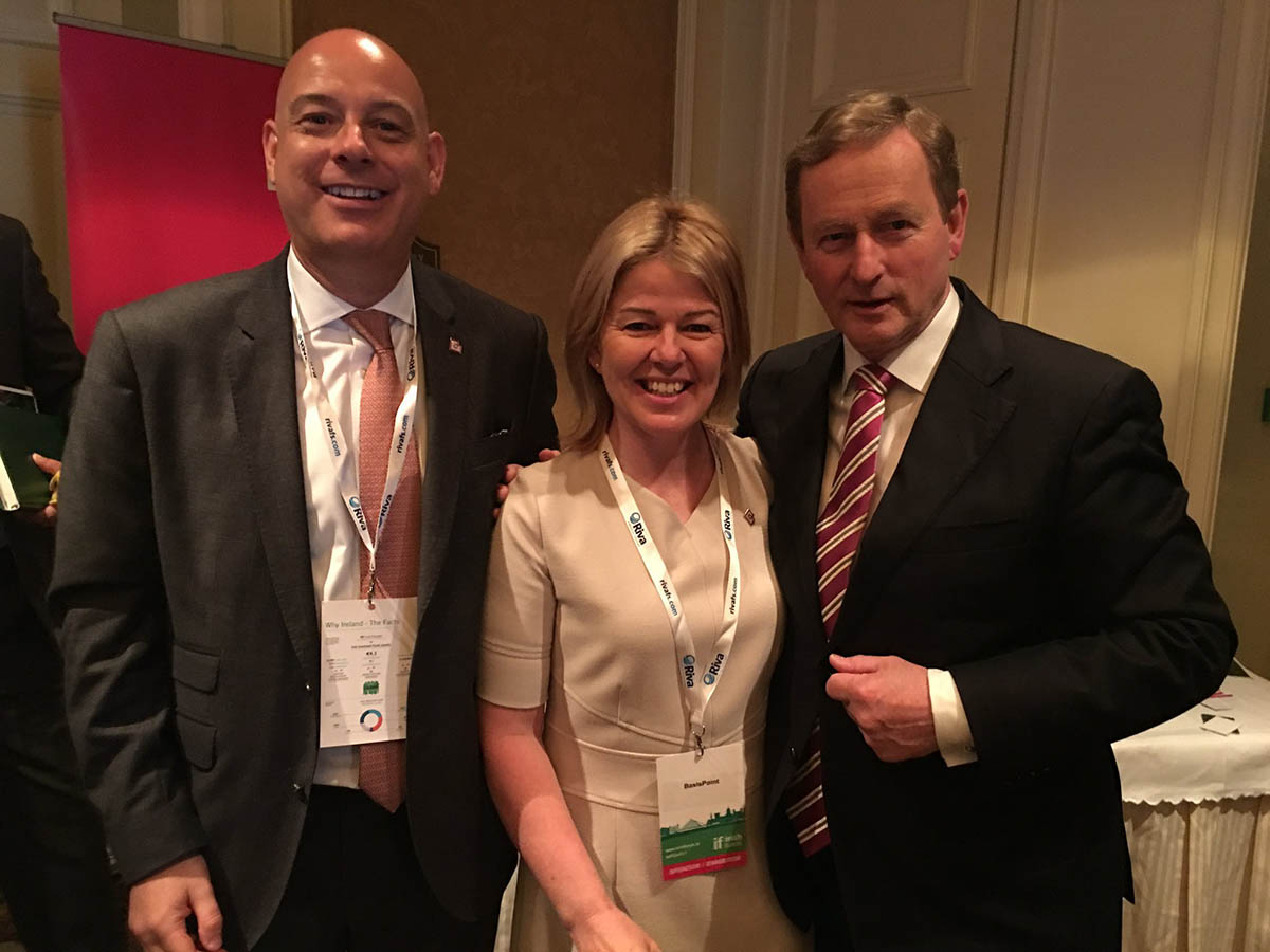 basispoint with Enda Kenny