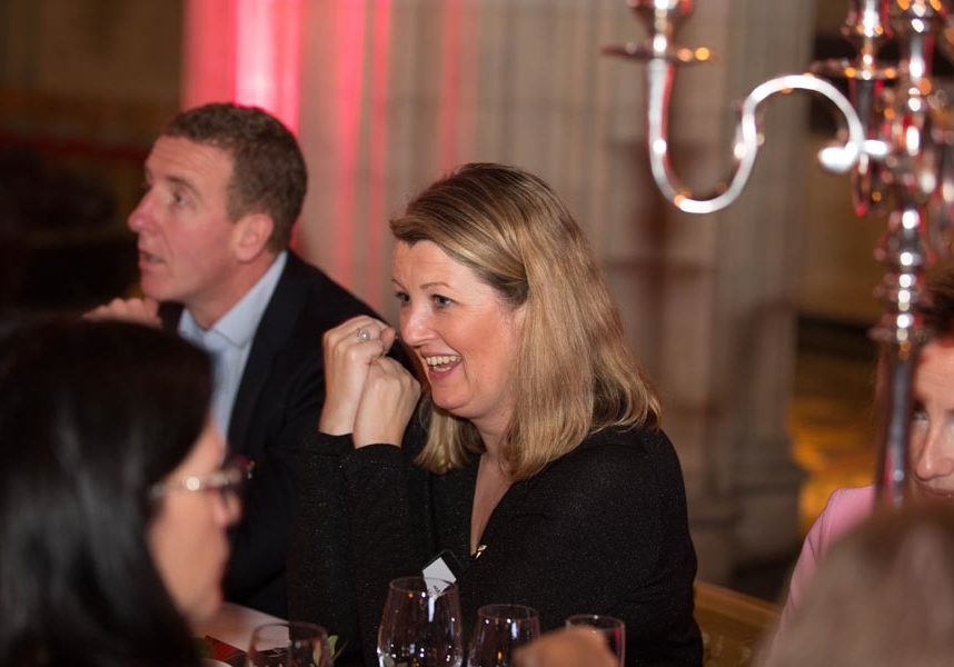 Paul O'Connell and Tara Doyle (Matheson and Chairperson Irish Funds)