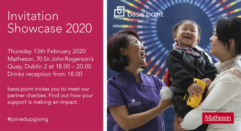 Showcase 2020 invitation